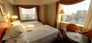 横浜ベイシェラトンホテル&タワーズの部屋